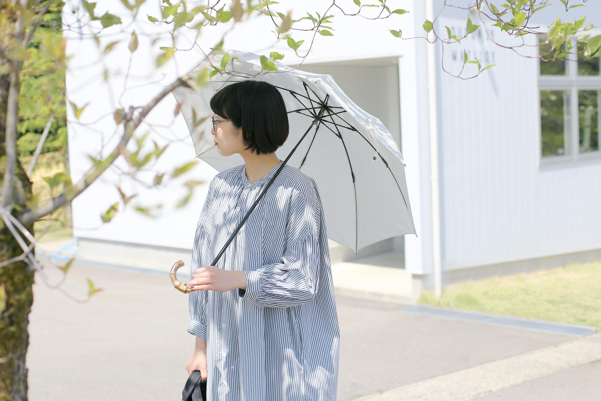 雨晴兼用傘 折りたたみ傘