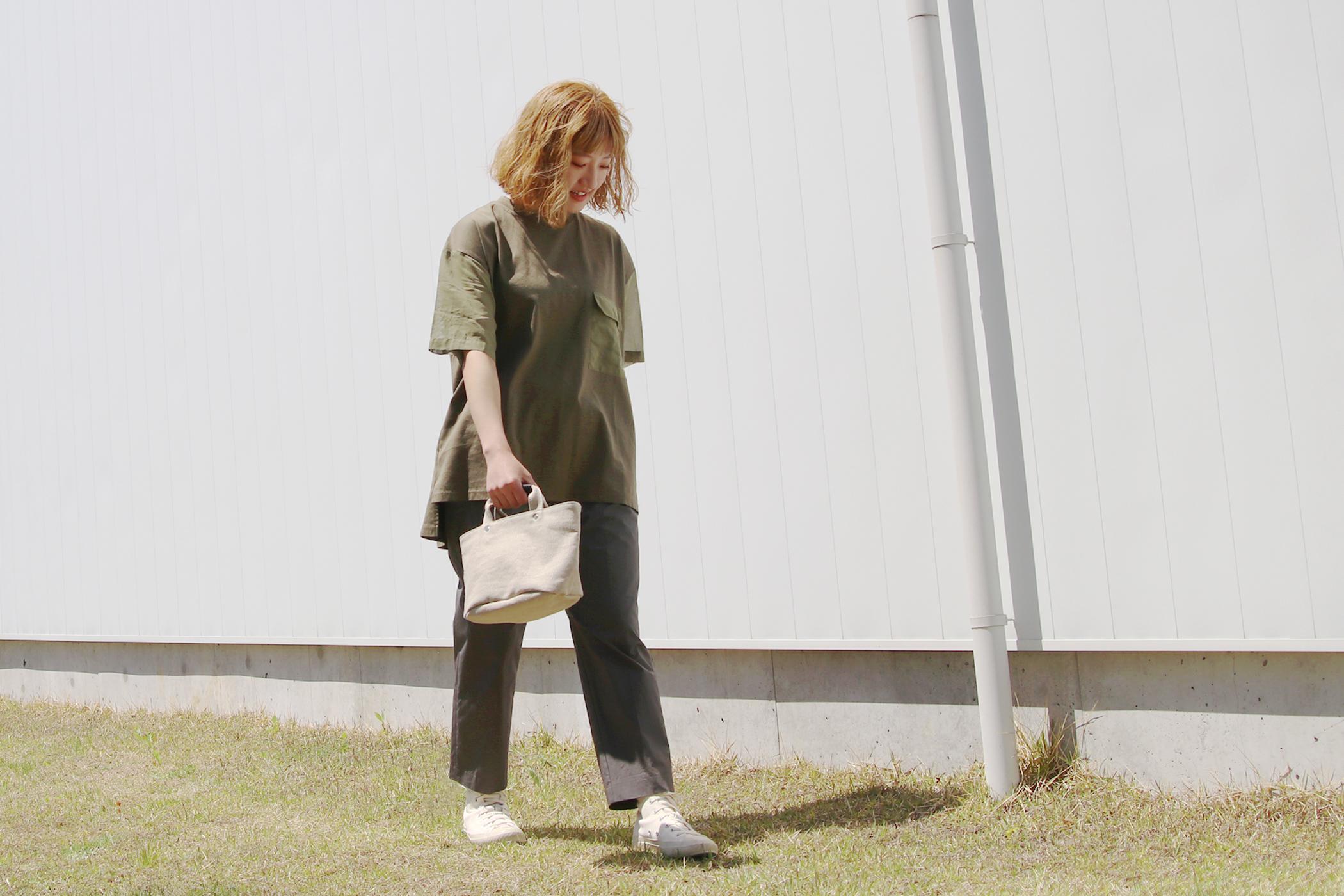 マルチエフェクトジャージー ポケットTシャツ【全3色】