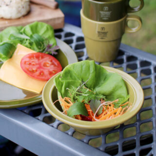 AS2OV アッソブ  FOOD FORCE CAMPING MEAL KIT ボウル