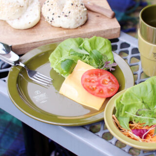 AS2OV アッソブ  FOOD FORCE CAMPING MEAL KIT プレート
