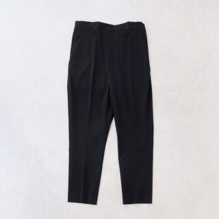 OLDMANS TAILOR オールドマンズテーラー  JERSEY TAPERED TROUSERS