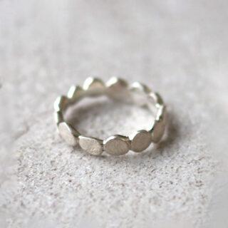lavoro cica ラボーロチカ  silver ring-11