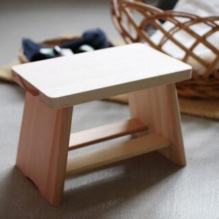 松野屋 まつのや  ヒノキ風呂椅子