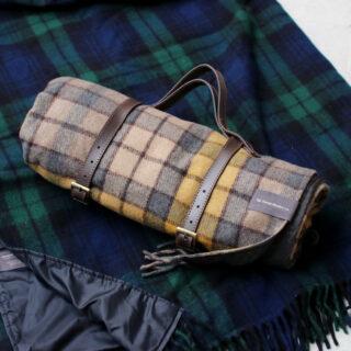 The Tartan Blanket Co.  ウォータープルーフ ピクニックブランケット