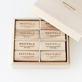 RESTFOLK レストフォーク |カンフル ツリーブロック(24個入り)
