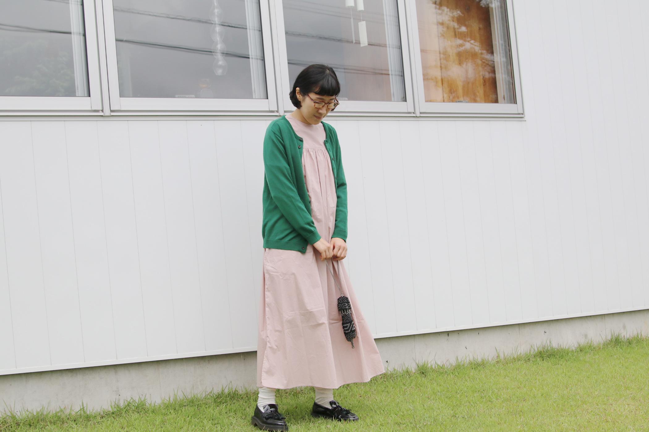 mature wool crew cardigan【全4色】