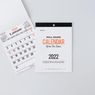 HIGHTIDE ハイタイド |2022年 カレンダー penco ペンコ O/S A5