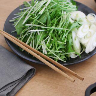 三角菜箸 すす竹